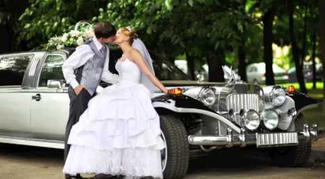 Tampa Bay's First Class Luxury Wedding Transportation